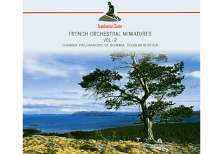 Chamber Philharmonic Of Bohemia - French Orchestral Miniatures 2 (Various) - (CD)