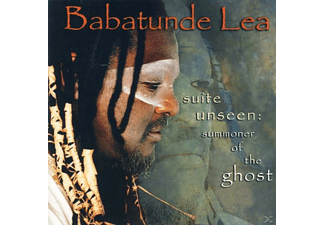 Babatunde Lea - Suite Unseen: Summoner Of The Ghost - (CD)