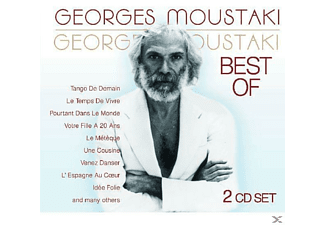 Georges Moustaki - Best Of - (CD)