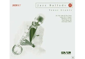 VARIOUS/TENOR GIANTS - Jazz Ballads 17 - (CD)