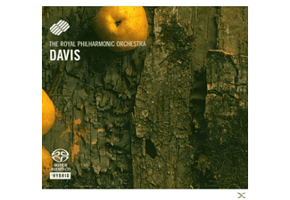 Rpo, RPO/Davis - The World At War (Davis,Carl) - (SACD Hybrid)