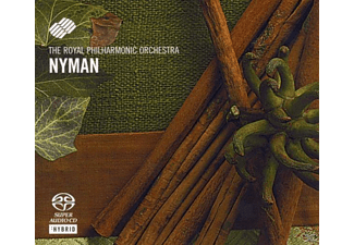 Carney, Lawson/RPO/Carney - Piano Concerto/On The Fiddle (Nyman,Michael) - (SACD Hybrid)