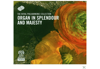 Rpo, RPO/Bower - Organ In Splendour & Majesty (Various) - (SACD Hybrid)