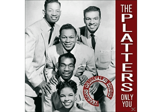 The Platters - Only You - (CD)