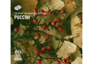 The Abell & Royal Philharmonic Orchestra, RPO/Abell - La Boheme/Madame Butterfly (Puccini,Giacomo) - (SACD Hybrid)