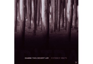 This Desert Air (damn) - Distance Waits EP - (CD)