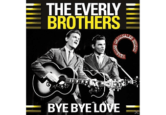 The Everly Brothers - Bye Bye Love - (CD)