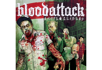 Bloodattack - Rotten Leaders - (CD)