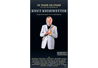 Knut Kiesewetter - 50 Years On Stage-Jazz Recordings - (CD)