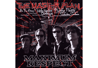 The Master Plan - Maximum Respect - (CD)