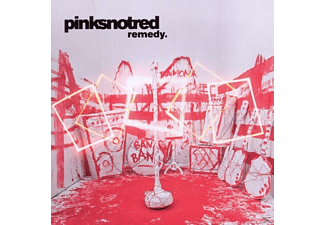 Pinksnotred - Remedy - (CD)