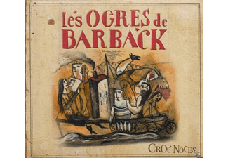 Les Ogres De Barback - Croc Noces - (CD)