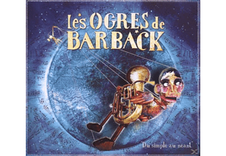 Les Ogres De Barback - DU SIMPLE AU NEANT - (CD)