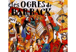 Les Ogres De Barback - Fausses notes, repris de justesse - (CD)