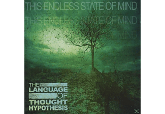 The Language Of Thought Hypothesis - This Endless State Of Mind - (CD)