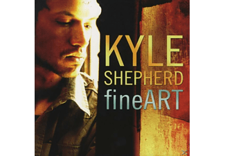Kyle Shepherd - Fine Art - (CD)