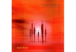 David Wright - Walking With Ghosts - (CD)
