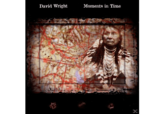 David Wright - Moments in time - (CD)