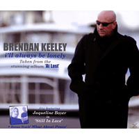 Brendan Keeley - I Will Always Be Lonely [Maxi Single CD]