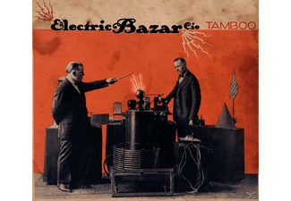 Electric Bazar Cie - TAMBOO - (CD)