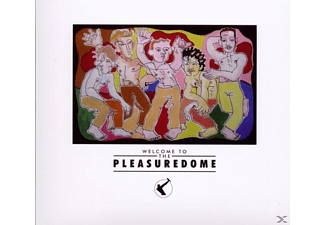 Frankie Goes To Hollywood - Welcome To The Pleasuredome (Deluxe 2cd Edition) - (CD)