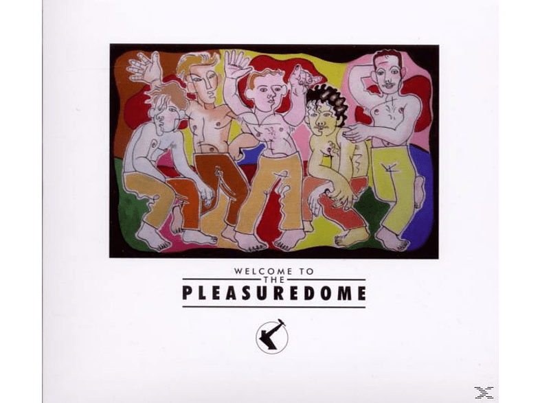 Frankie Goes To Hollywood - Welcome To The Pleasuredome (Deluxe 2cd Edition) [CD]