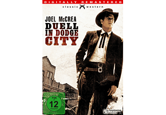 Duell in Dodge City - (DVD)