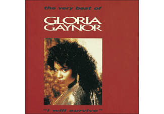Gloria Gaynor - I Will Survive-The Very Best - (CD)
