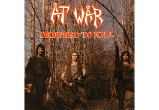 At War - Ordered To Kill - (CD)