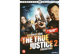 True Justice Collection 2 | DVD