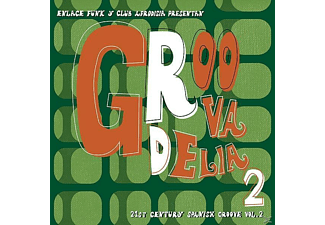 VARIOUS - Groovadelia, Vol. 2 - (CD)