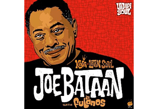 Joe Bataan, Les Fulanos - KING OF LATIN SOUL - (CD)