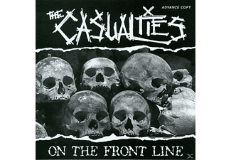 The Casualties - On The Front Line - (CD)