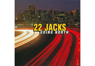 22 Jacks - GOING NORTH - (CD)