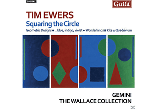 Wallace Collection, Gemini - Ewers Squaring The Circle - (CD)