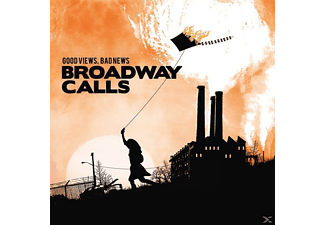 Broadway Calls - Good Views, Bad News - (CD)