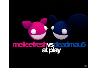 Melleefresh vs. Deadmau5 - At Play - (CD)