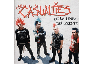 The Casualties - On The Frontline (En Espanol) - (CD)