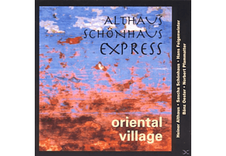 Althaus Express - ORIENTAL VILLAGE - (CD)
