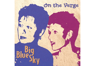 Big Blue Sky - On The Verge - (CD)