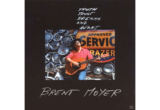 Brent Moyer - Truth Trust Dreams - (CD)