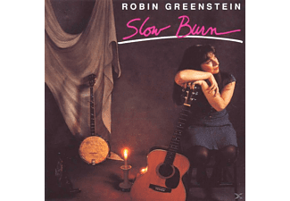 Robin Greenstein - Slow Burn - (CD)