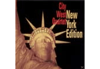 City West Quartet - New York Edition - (CD)