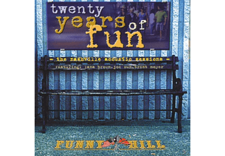 Funny Hill - Twenty Years Of Fun - (CD)