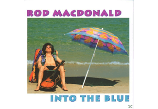 Rod Macdonald - Into The Blue - (CD)
