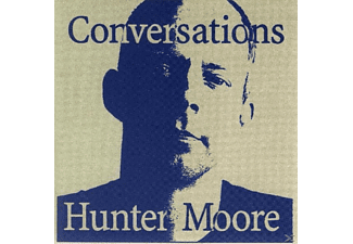 Hunter Moore - Conversations - (CD)