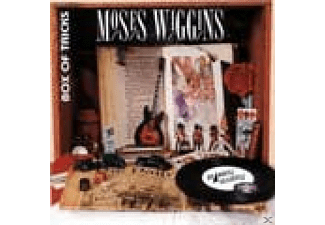 Moses Wiggins - Box Of Tricks - (CD)