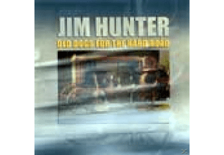 Jim Hunter - Old Dogs For The Hard Road - (CD)