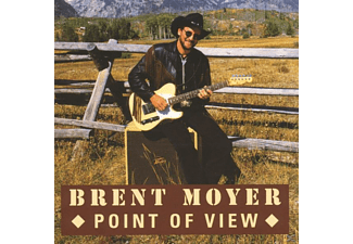 Brent Moyer - Point Of View - (CD)