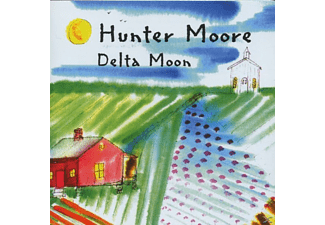 Hunter Moore - Delta Moon - (CD)